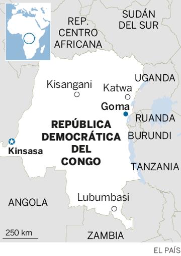 Goma: la ciudad que debe frenar un ébola descontrolado