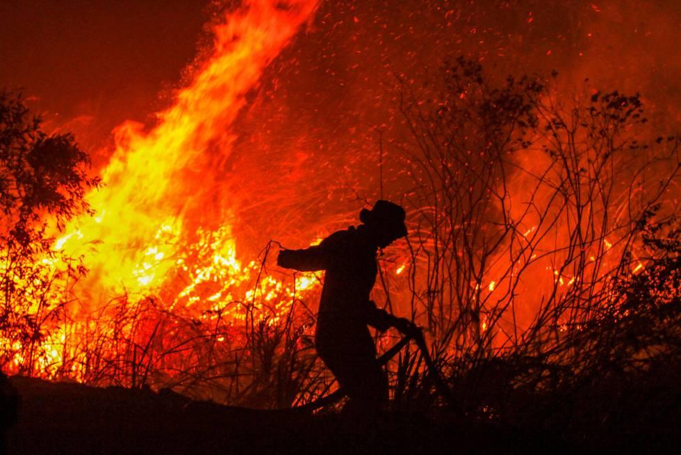 Indonesia, al borde de una nueva catástrofe medioambiental por los ...