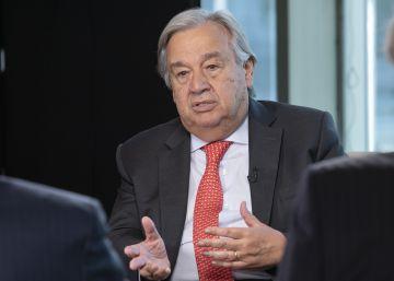 """António Guterres: """"Há cada vez mais conservadores que compreendem que a ação climática é parte da política"""""""
