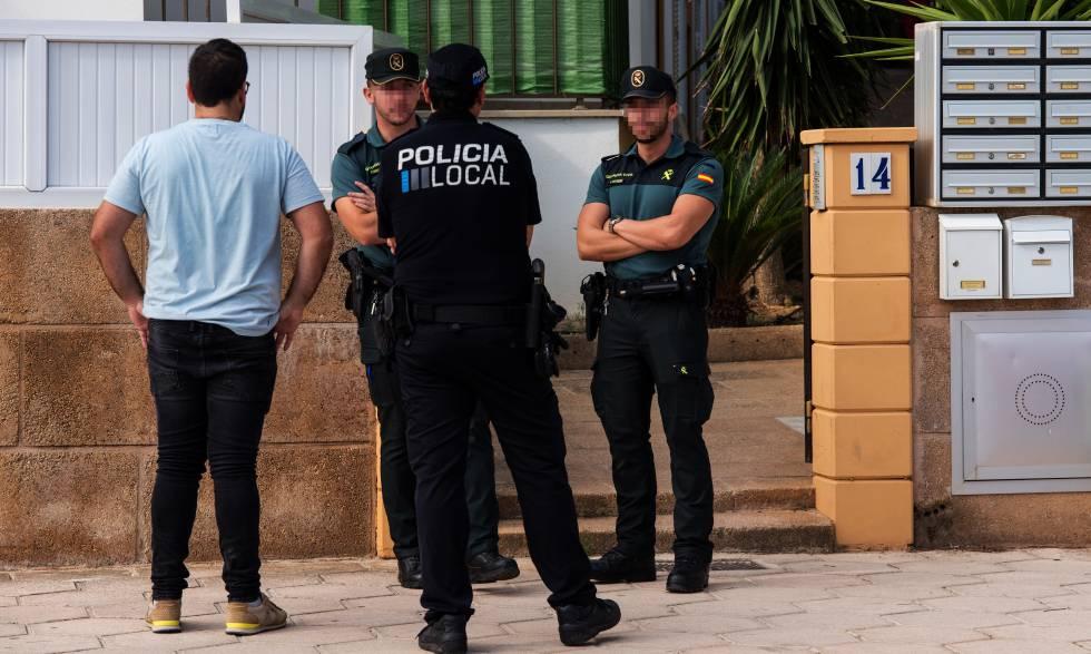 Detenido un hombre tras matar a puñaladas a su pareja en Mallorca