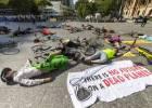 Las calles de todo el planeta se llenan de jóvenes protestando por el clima