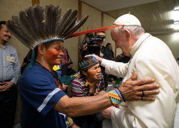 Igreja abre a porta para ordenar homens casados na Amazônia