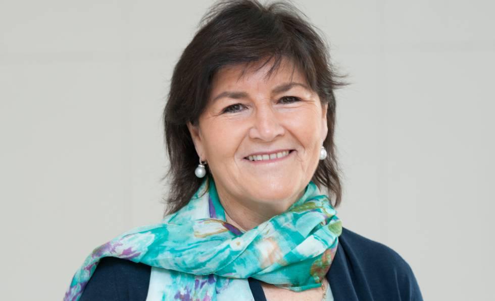 María Pérez Galván, miembro de la junta de gobierno de la Asociación Española de Abogados de Familia.