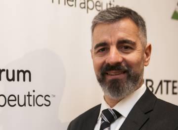 Marcelo Duerto, CEO regional de Canopy Growth.