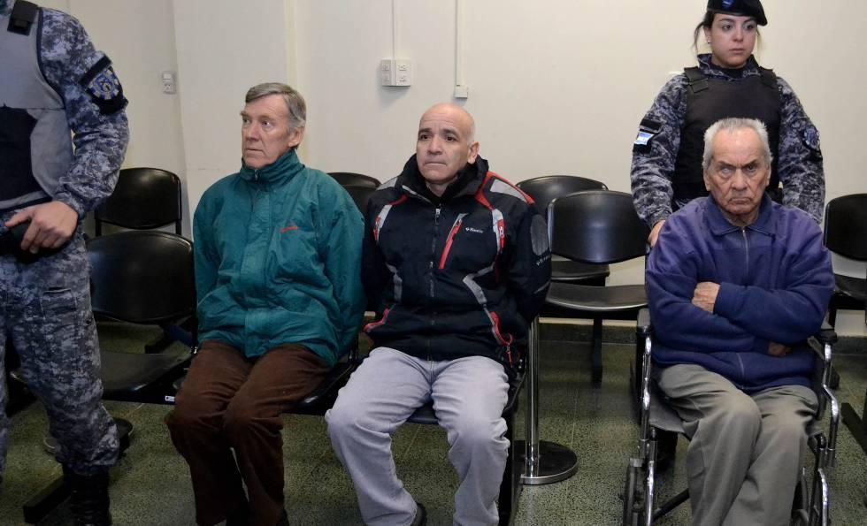 De izq. a dcha: Armando Gómez, Horacio Corbacho y Nicola Corradi.