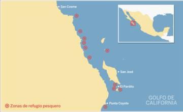 Los primeros refugios de México.