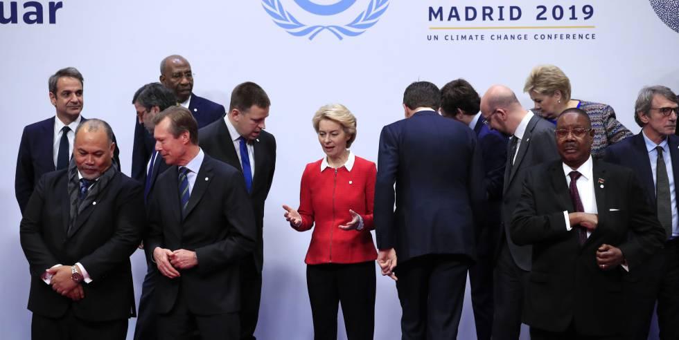 Bruselas apuesta por ampliar al 55% el recorte de emisiones para 2030