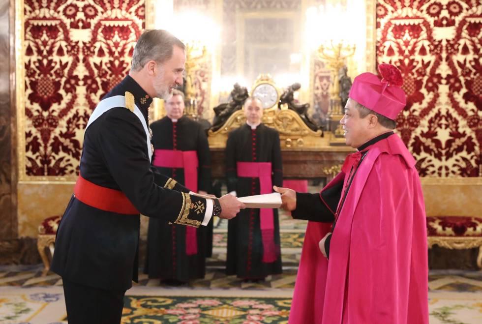 Nuevo nuncio vaticano