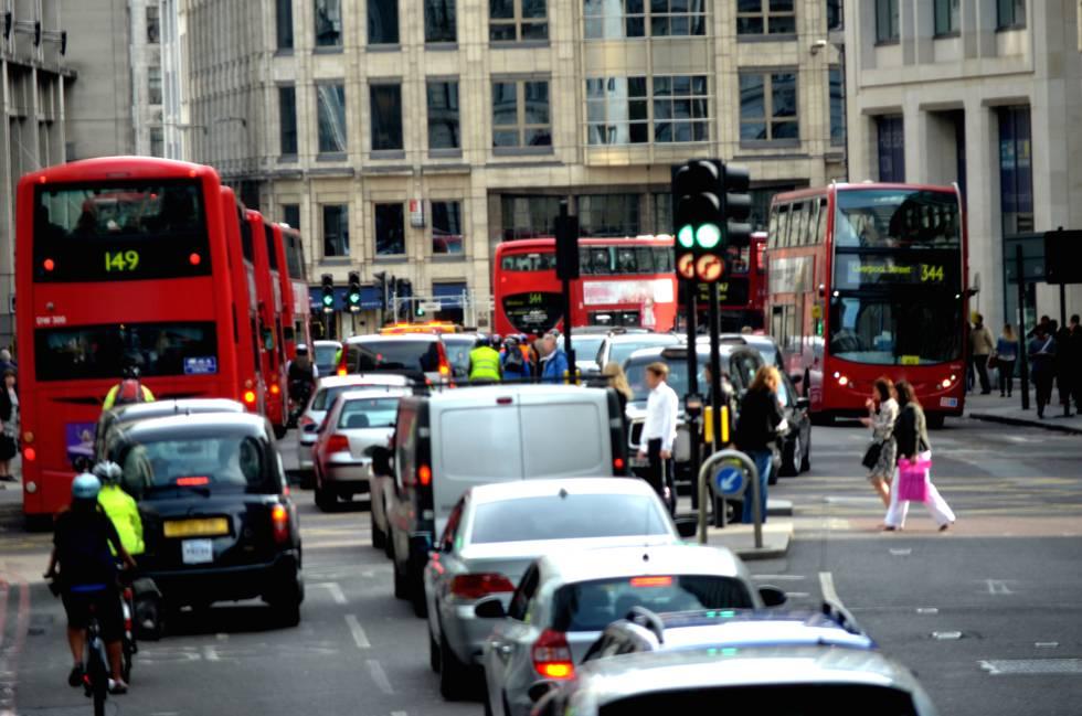 Vehiculos gasolina Reino Unido