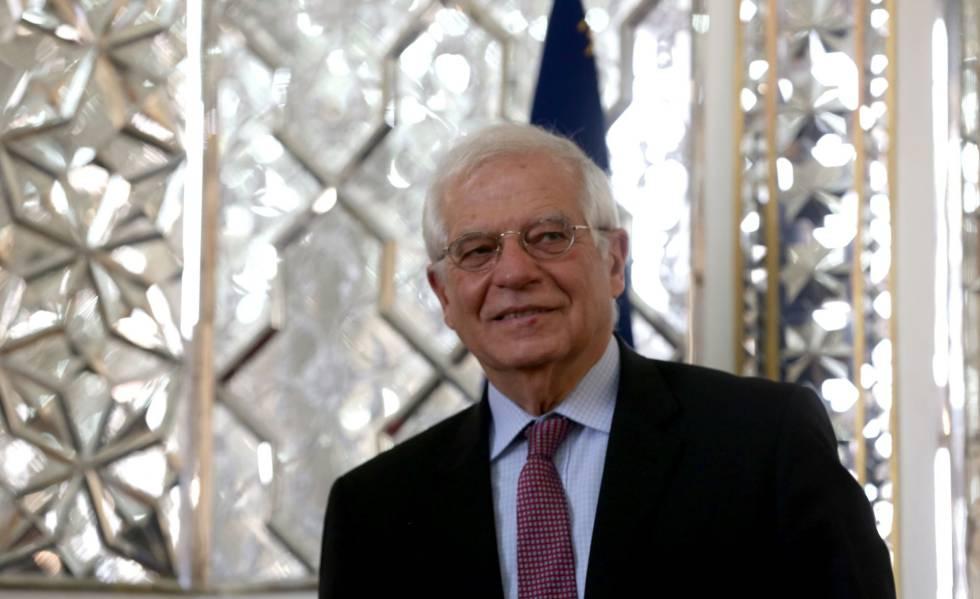 Borrell cuestiona a los jóvenes que se movilizan contra el cambio climático