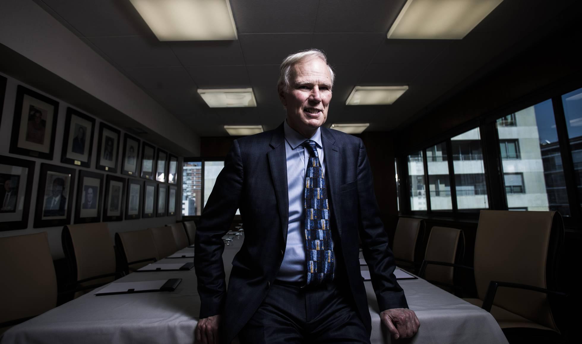 Philip Alston, relator especial sobre la pobreza extrema y derechos humanos de Naciones Unidas