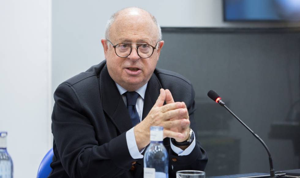 """Xavier Gómez-Batiste, director del Programa para la Atención Integral a Personas con Enfermedades Avanzadas de Fundación """"la Caixa""""."""