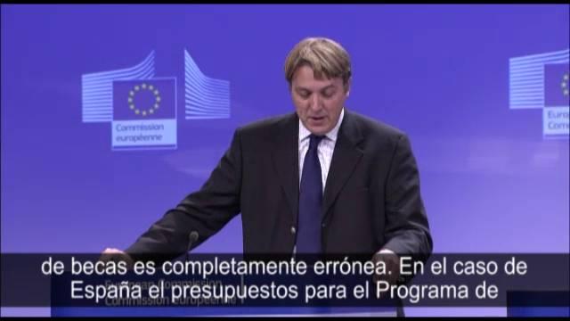 Wert agota también a Bruselas