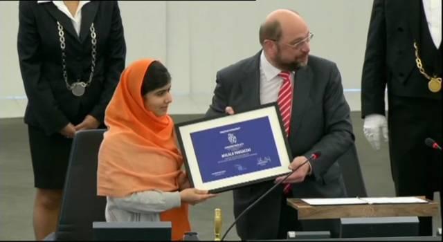 """Malala Yousafzai: """"Hay niños que no quieren consolas, quieren ir al colegio"""""""