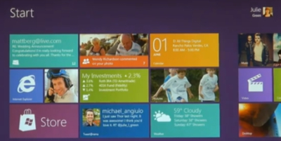 Imagen del vídeo de Microsoft sobre Windows 8 (http:www.youtube.comwatch?v=p92QfWOw88I)