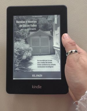 Kindle Paperwhite 3G.