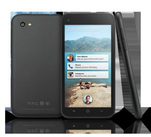 HTC First, el móvil adaptado a Facebook.