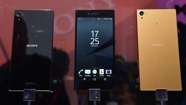 Sony Xperia Z5, una resolución de pantalla más allá del ojo humano