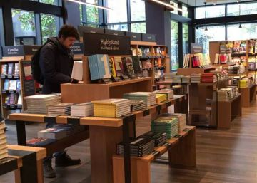 Amazon Books, una librería en la que manda Internet