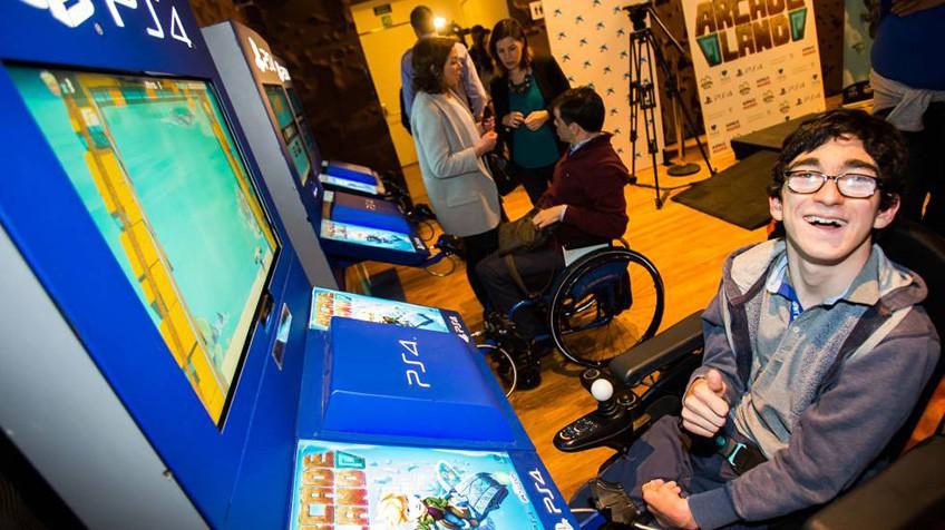 Nace el primer videojuego para jóvenes con parálisis cerebral