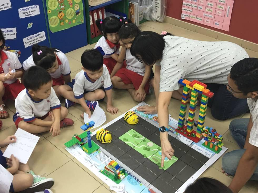 La escuela del futuro ya existe en singapur tecnolog a for Casa moderna tecnologica