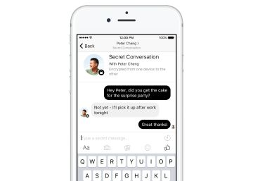Facebook Messenger protege tus comunicaciones privadas con Secret Conversations