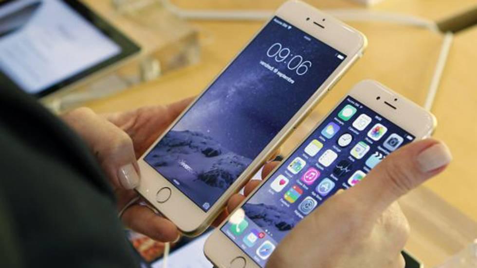 'La enfermedad táctil' que inutiliza la pantalla de algunos iPhone 6
