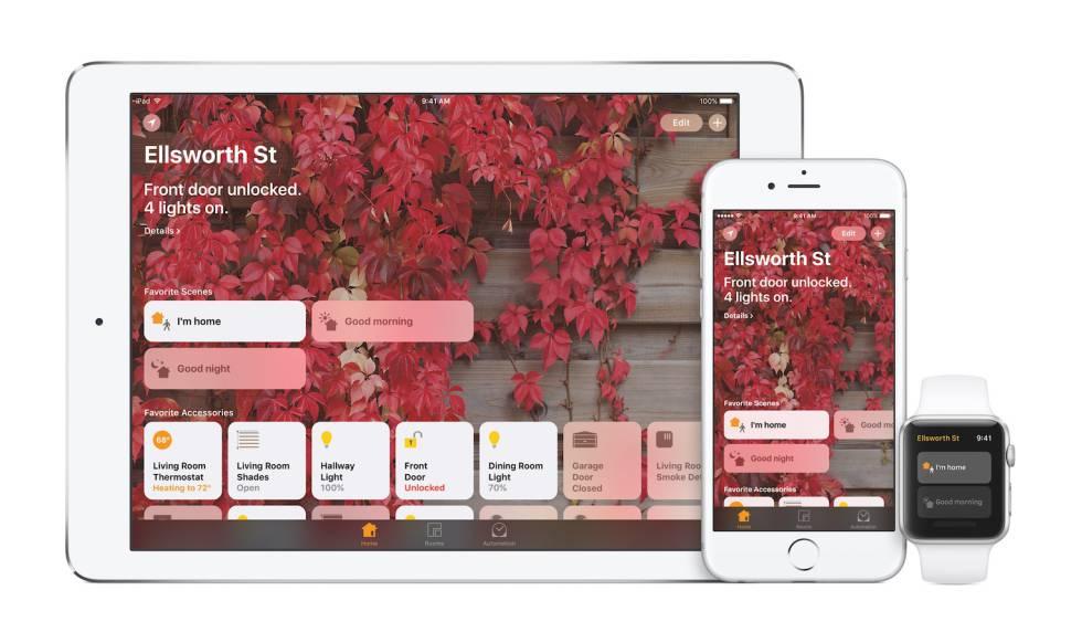El iPhone 7 estrenará Home, una aplicación para controlar el hogar ...