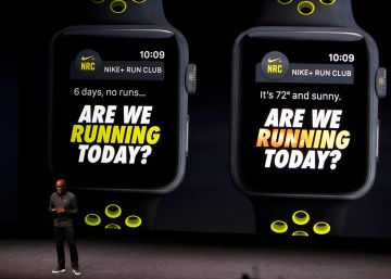 Apple Watch: no apto para sedentarios