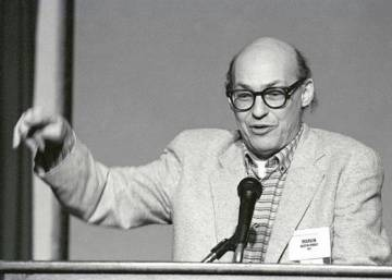 Marvin Minsky, cerebro de la inteligencia artificial