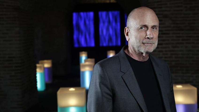 Ken Segall, diretor criativo na Apple durante 12 anos, em Madri.