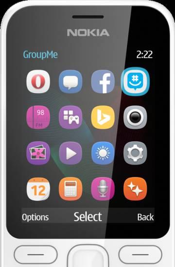 Recreación del nuevo Nokia bajo Android.