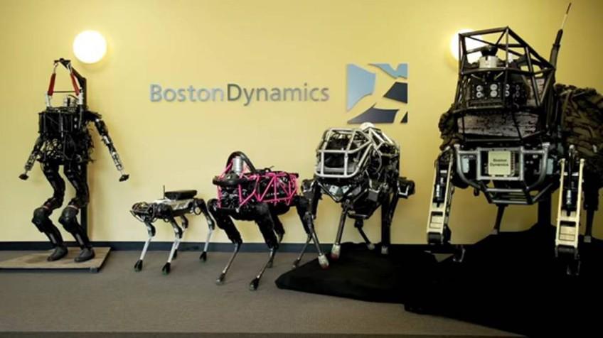 Este perro artificial aspira a ser el robot de reparto perfecto
