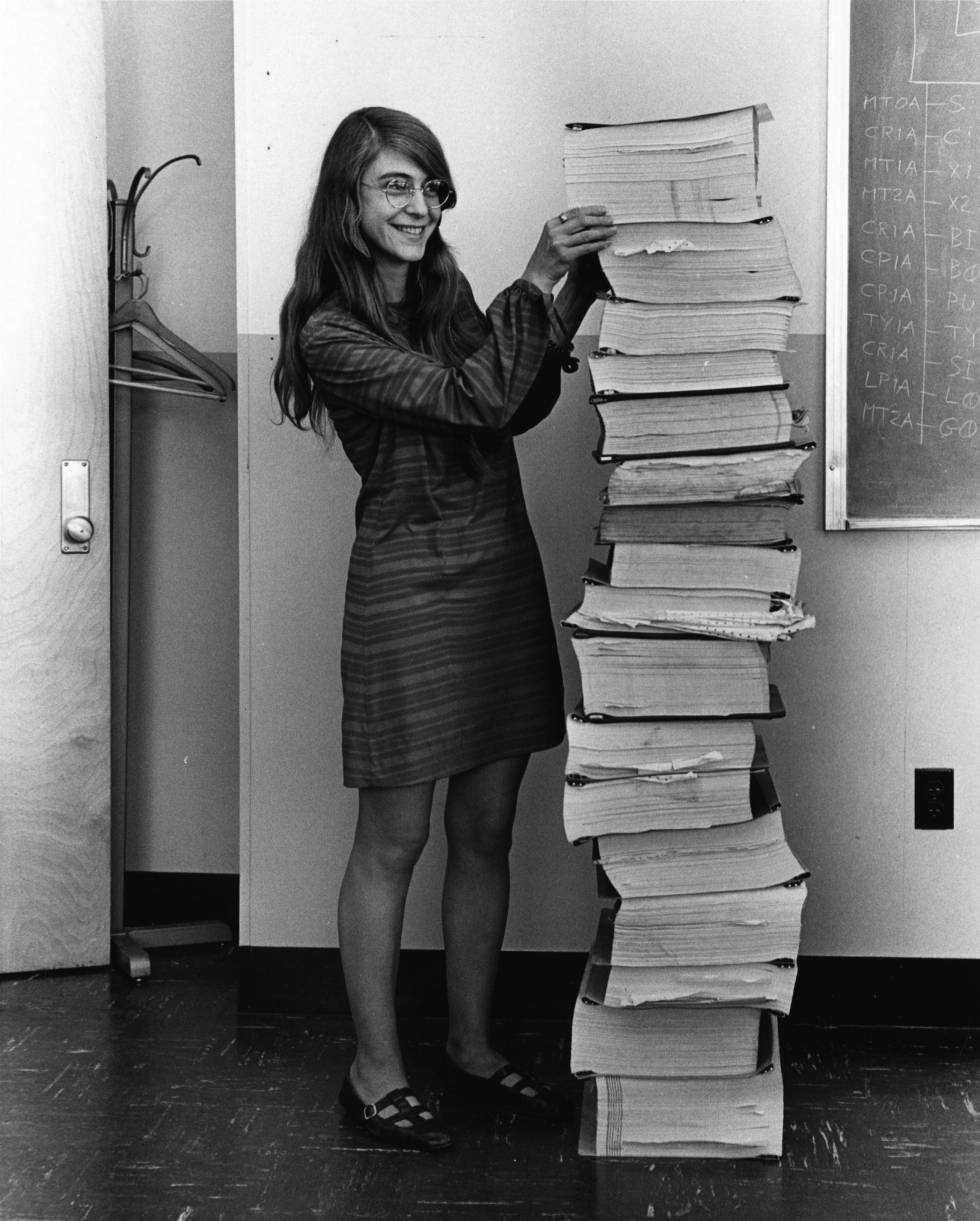 Image result for Margaret Hamilton""