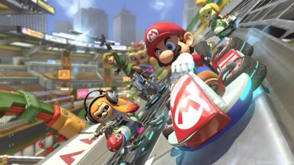 Nintendo Switch Los Cinco Juegos Clave Para 2017 Tecnologia El Pais