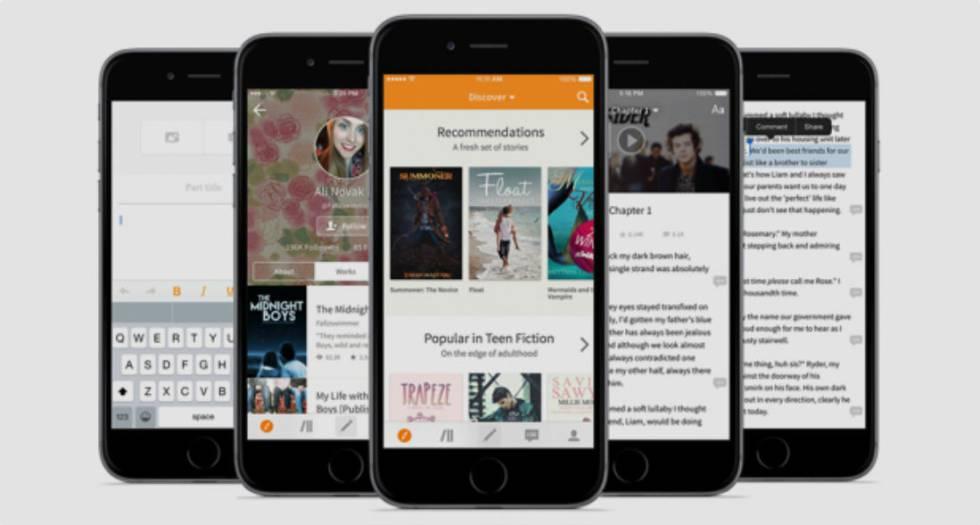 Con estas apps, leer libros en el móvil ya no es una tortura ...