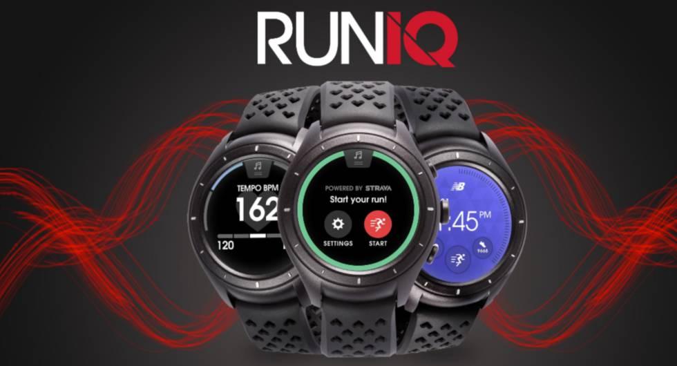 96f5ddb9c7a1 New Balance se apunta a los  smartwatch  con su nuevo RunIQ ...