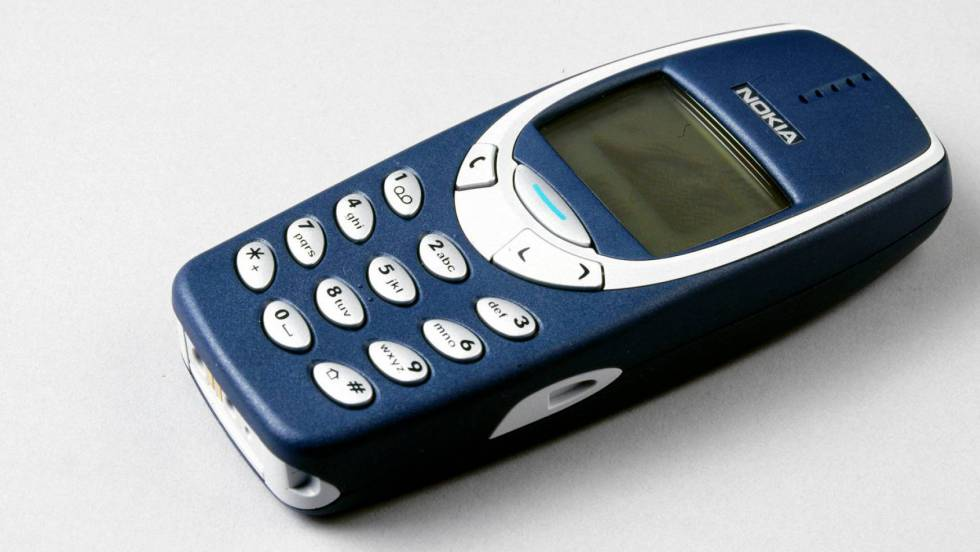 Anúncio publicitário do antigo modelo da Nokia, veiculado na Espanha na ocasião do primeiro lançamento.