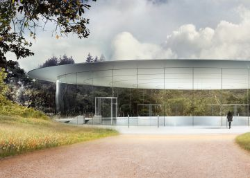Apple Park abrirá en abril