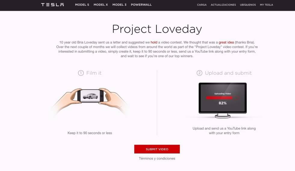 Tesla Loveday Project Elon Musk Busca El Mejor Anuncio Casero