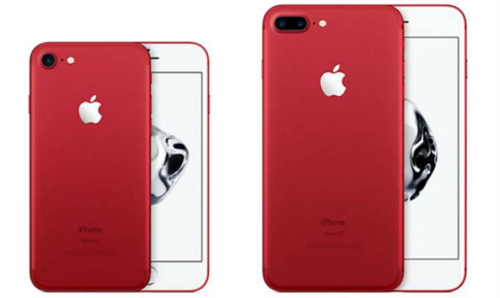 8feaa3fbc0d Los colores del deseo del iPhone | Tecnología | EL PAÍS