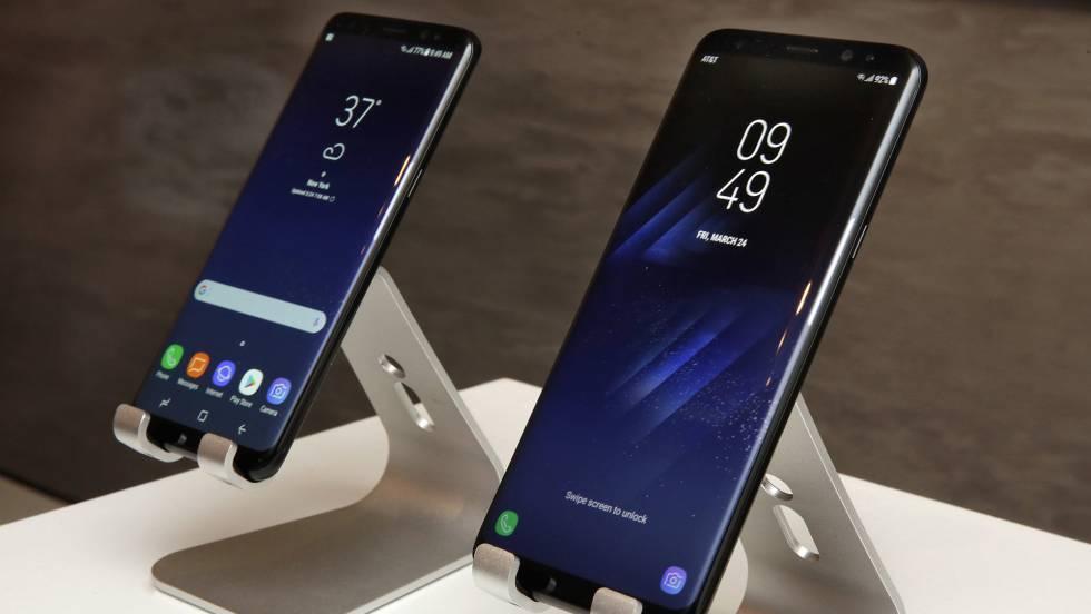 4efa74d9d7807 Samsung Galaxy S8  una enorme pantalla curva con batería a prueba de bombas