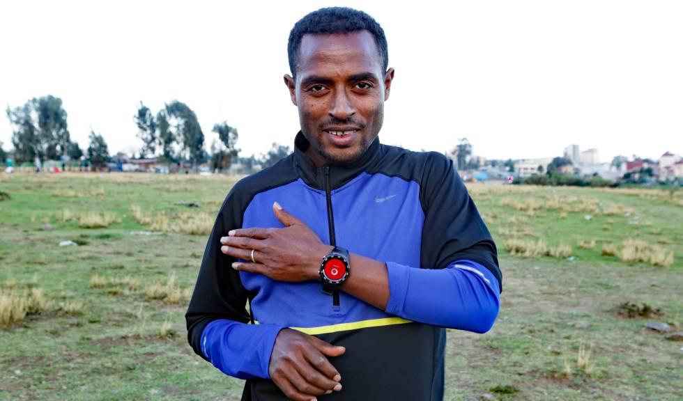 El reto de Bekele para el maratón de Londres es reducir en casi tres minutos el récord actual.