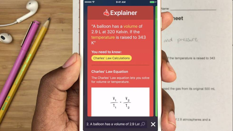 ¿Problemas con los deberes de tus hijos? Estas 'apps' te ayudarán a ti y a ellos