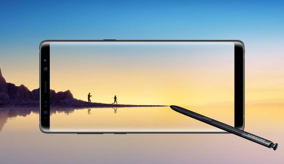 """Samsung Galaxy Note 8: cámara dual y pantalla infinita para pedir """"perdón"""""""