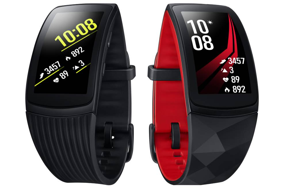 d1ff54060ba7 Samsung enseña a nadar a sus relojes con su nuevos Gear Sport y Fit2 ...