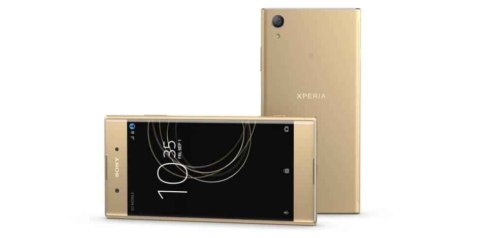 Sony Xperia XA1 Plus.
