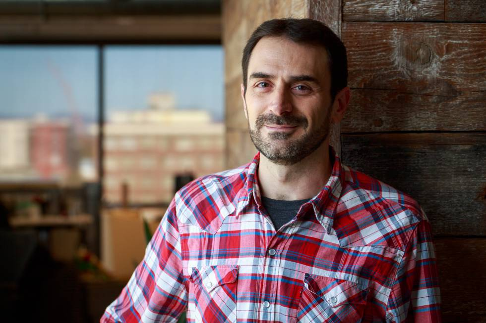 Óscar Celma, jefe de investigación de Pandora.