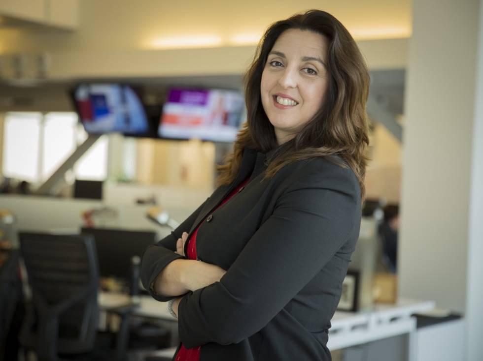 Pilar Manchón, una española que repite en la lista.