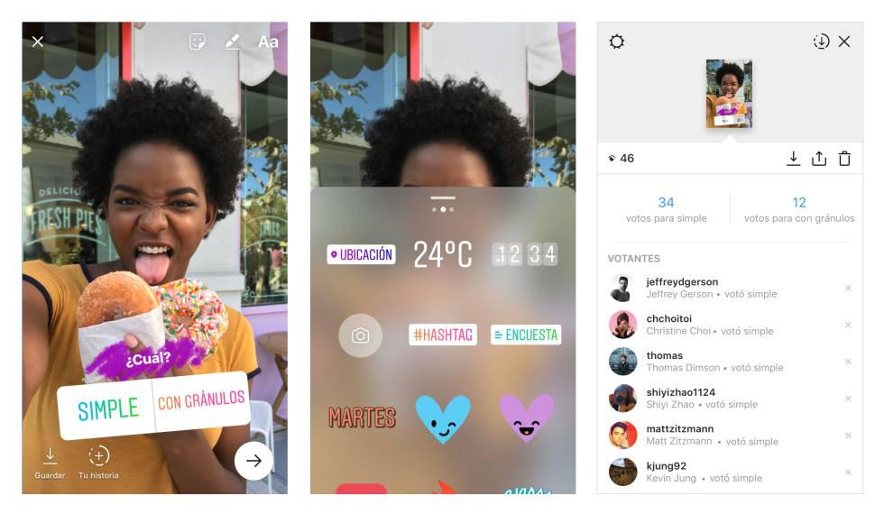Instagram stories lana ferramenta de enquetes tecnologia el instagram stories ccuart Gallery